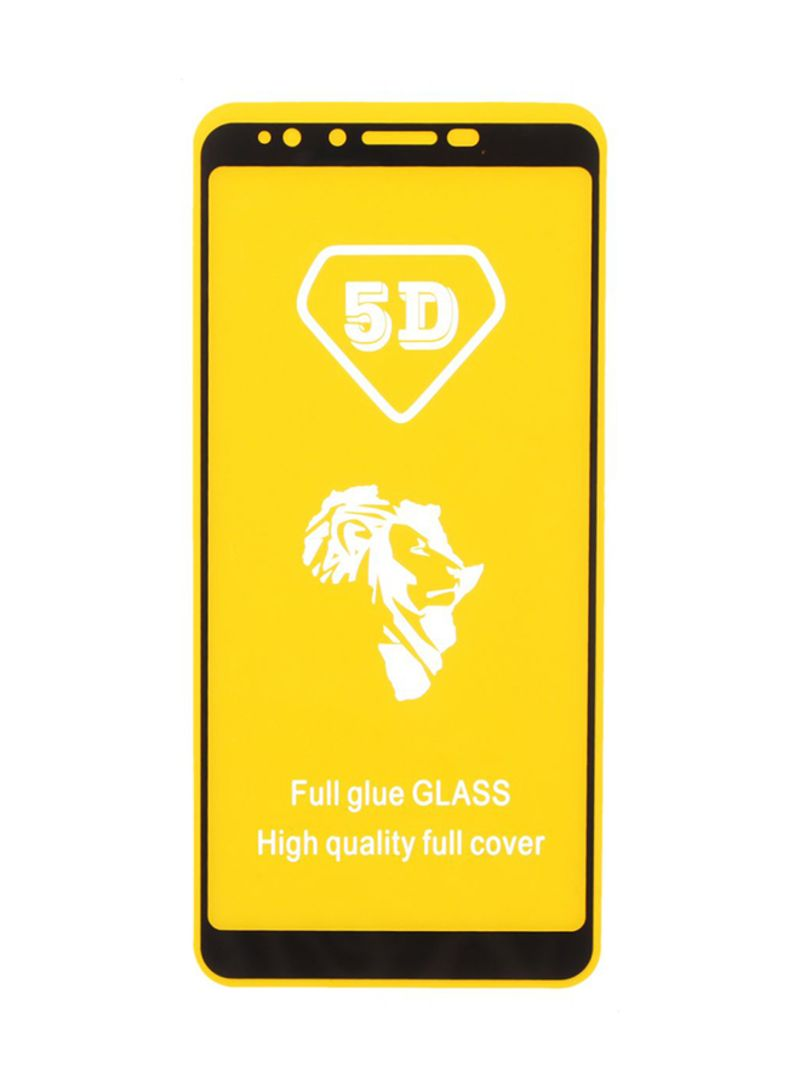 Shop Generic 5D Tempered Glass Screen Protector For Tecno camon x