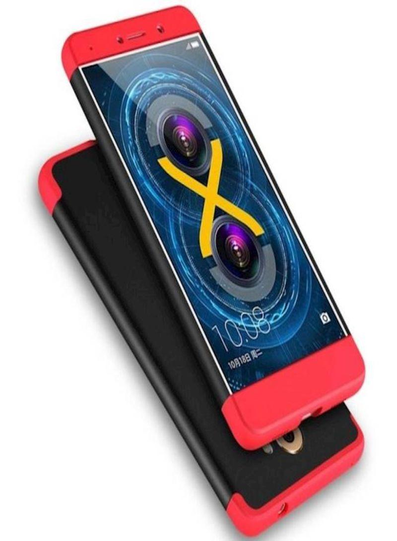 100% authentic 8574b eadb4 Shop GKK Huawei Honor 6X case,Fashion ultra Slim Gkk 360 Full ...