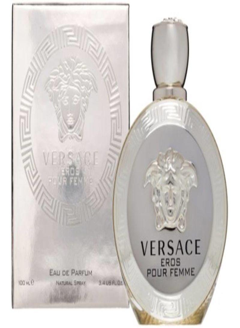 2766f178e Shop VERSACE eros For Women 100ml - eau de Parfum 100 ml online in ...