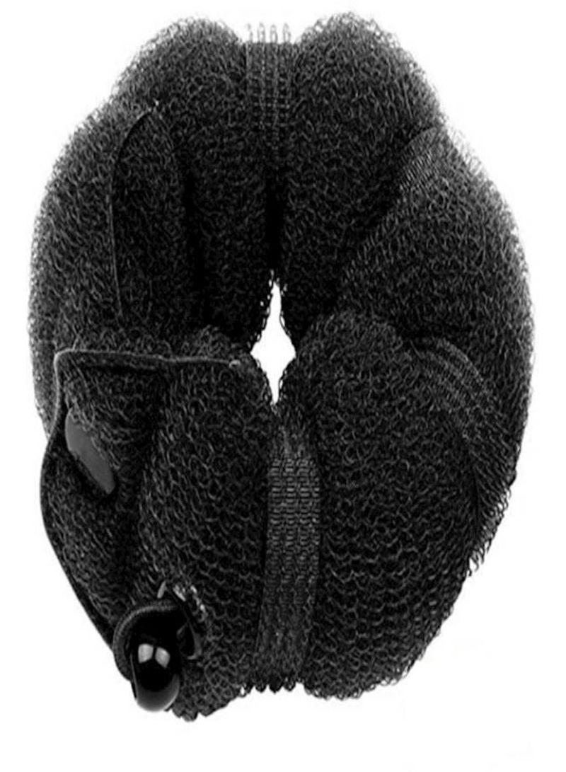 Shop Generic Chignon Bun Maker Clip Black Online In Dubai Abu Dhabi And All Uae