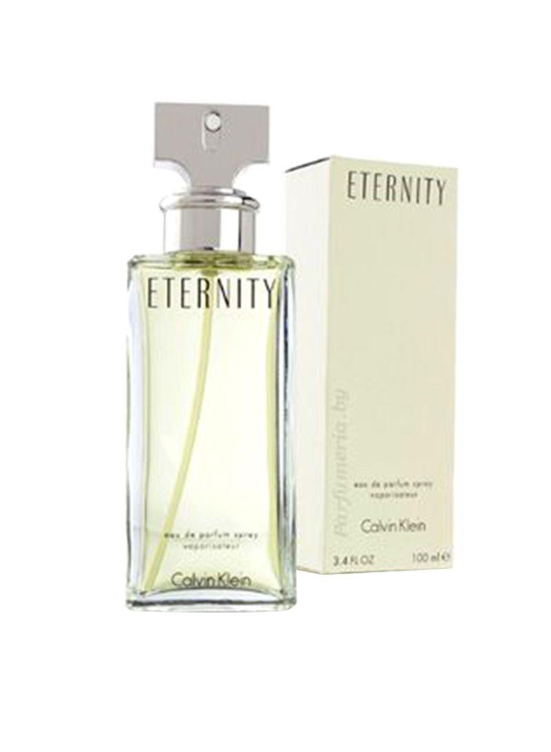 Shop Calvin Klein Eternity EDP 100 ml online in Riyadh, Jeddah and all KSA