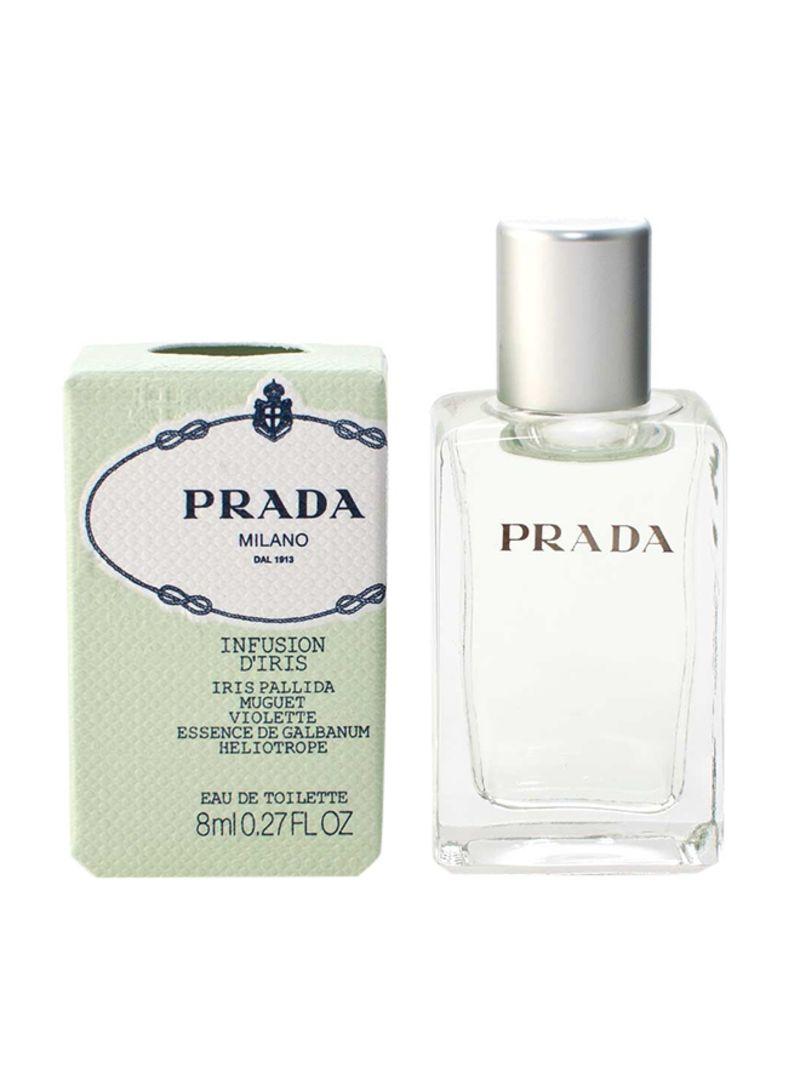 28c866cd Shop PRADA Prada Milano Les Infusions D Iris (L) EDP 8 ml online in ...