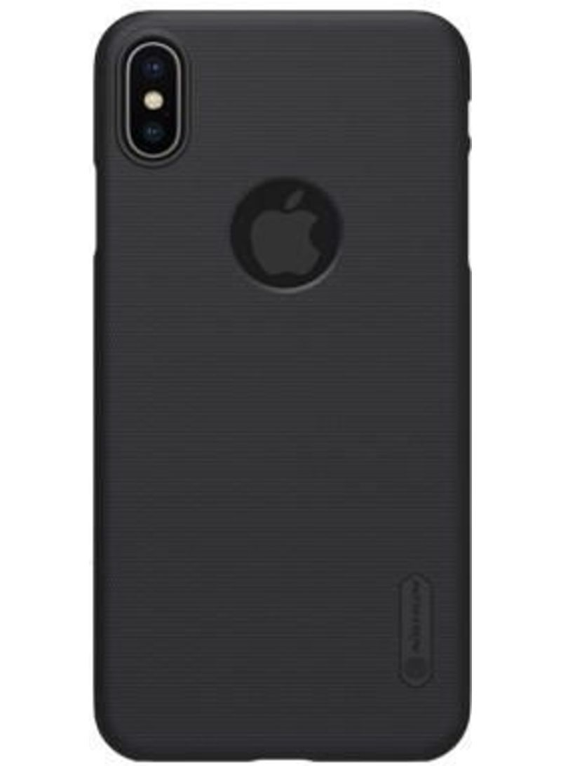 Shop Muzz Apple iPhone XS Max (6 5) NILLKIN Matte Hard Frosted Shield Case  for iPhone XS Max 6 5 Inch Protective Back Cover - By Black 140 g online in