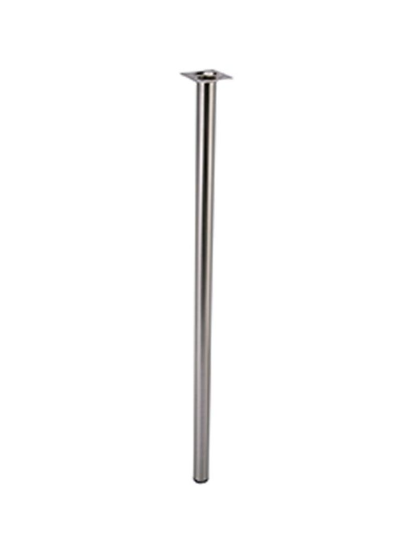 Shop Hettich Stainless Steel Furniture Leg Silver Online In Riyadh Jeddah And All Ksa
