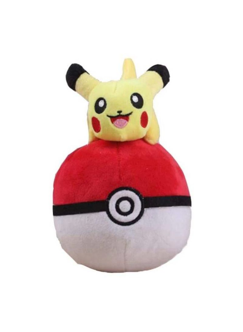 Stupendous Shop Generic Pokemon Ball Pikachu Play Plush Doll Online In Gmtry Best Dining Table And Chair Ideas Images Gmtryco