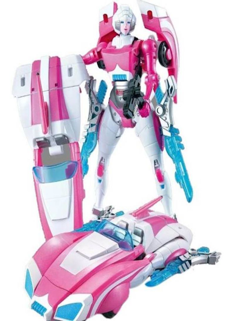 Shop Generic G1 Transformers Arcee Alloy Action Figure