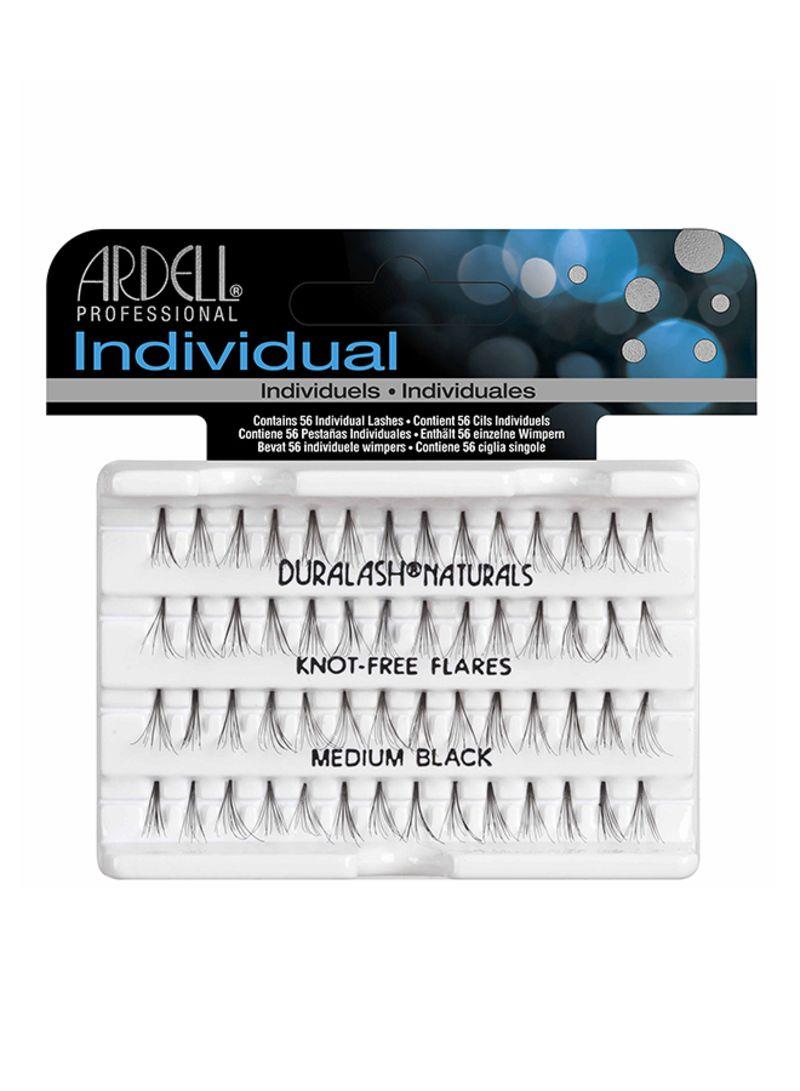 f772507d93f Shop ARDELL 56-Piece Duralash Naturals Individual Lashes Set Medium ...