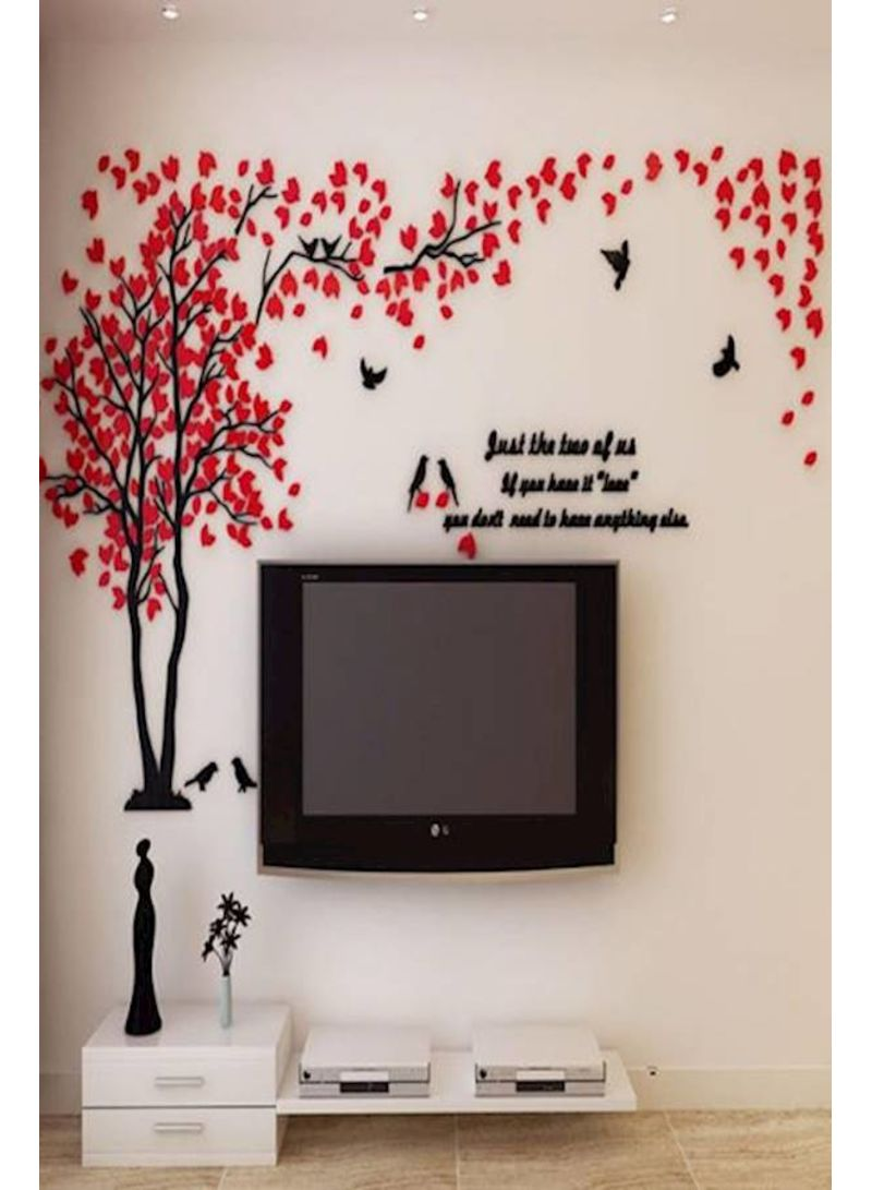 Tree Wall Stickers Diy Decal