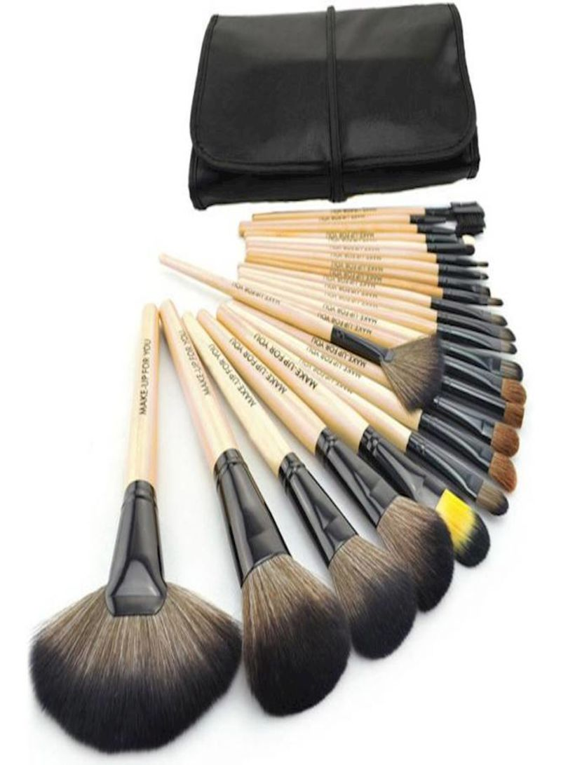 Mufy 24 Piece Professional Makeup