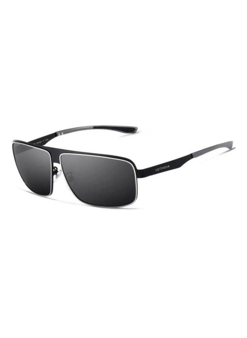 c5d0a32b499a6 Shop Veithdia Men s Vintage Retro Polarized Sunglasses for men