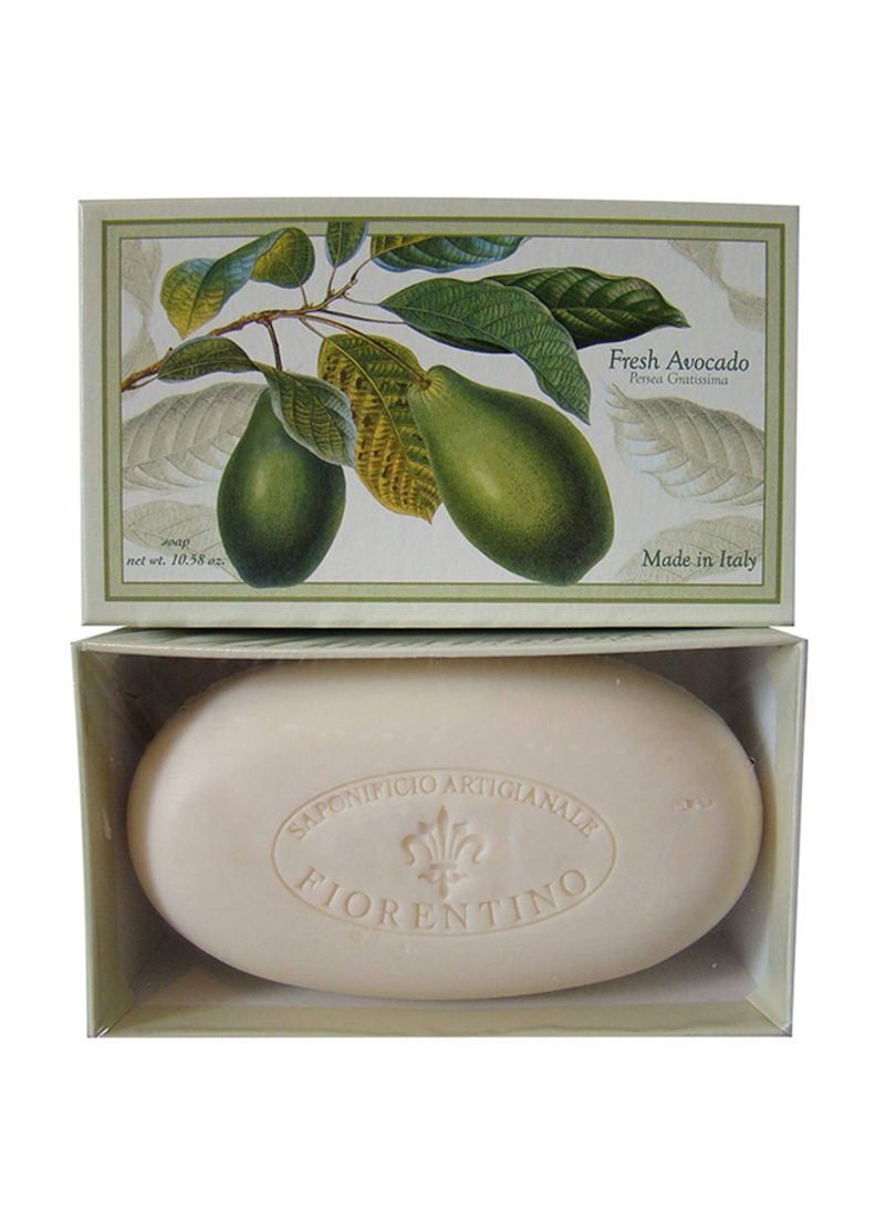 Shop Saponificio Artigianale Fiorentino Fresh Avocado Body Soap 10 5 ounce  online in Dubai, Abu Dhabi and all UAE