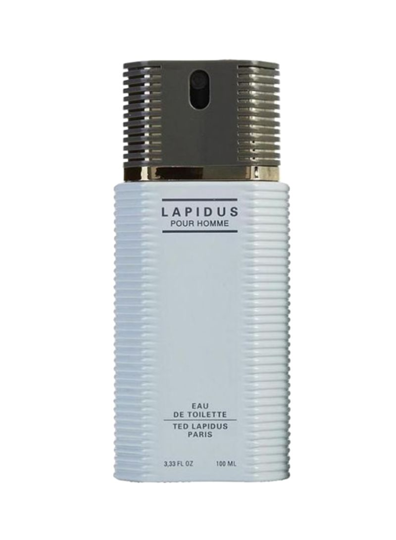 Shop Ted Lapidus Pour Homme Edt 100ml Online In Riyadh Jeddah And All Ksa