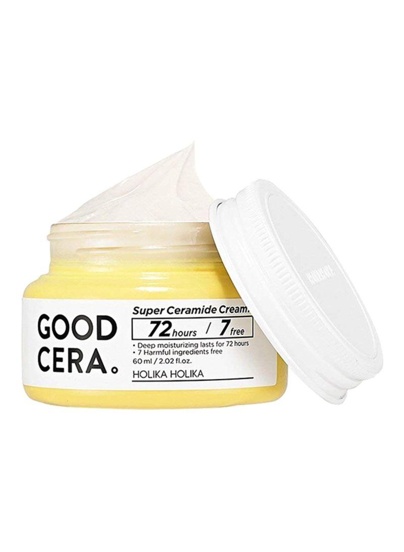Shop Holika Holika Good Cera Super Ceramide Cream Multicolour 60ml online  in Dubai, Abu Dhabi and all UAE