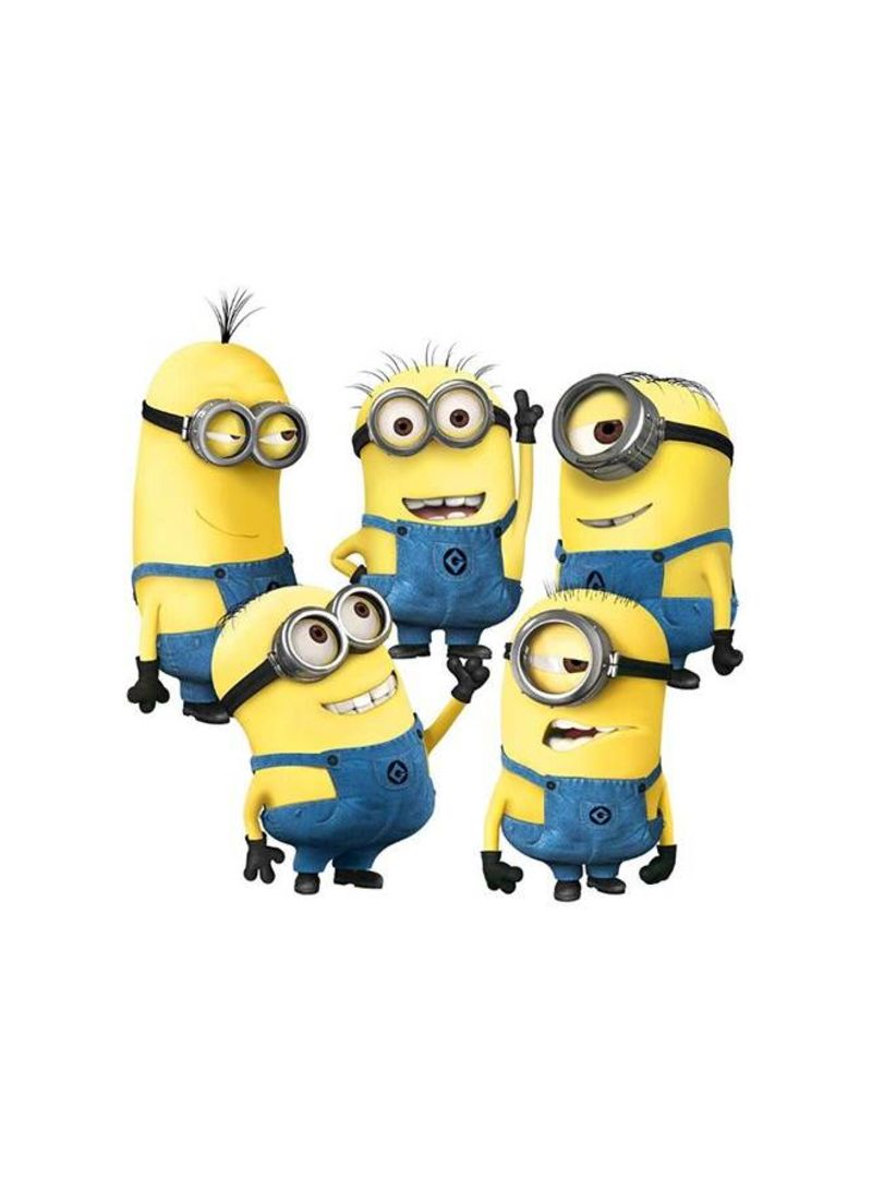 Shop Generic Despicable Me 2 Wall Stickers For Room Kid