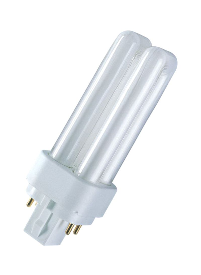 Shop Osram Dulux Plug In Double Tube Fluorescent Lamp Cool