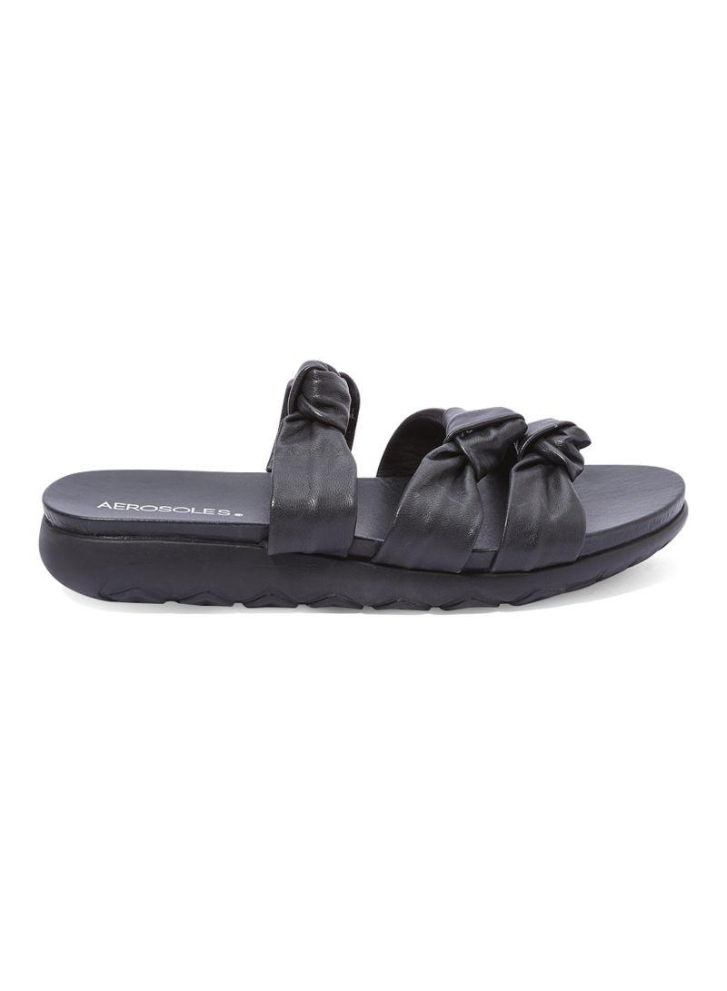 b67bb9fd9b7 Shop Aerosoles Knotted Slides Sandals online in Dubai, Abu Dhabi and all UAE