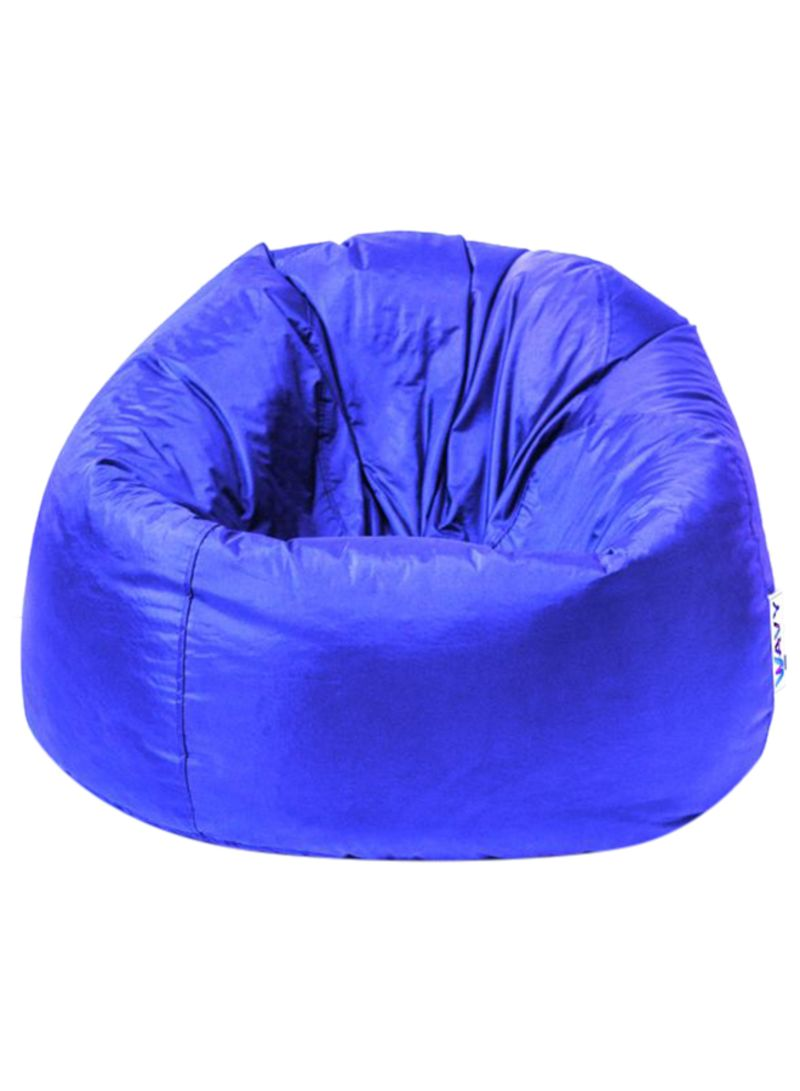 Cool Shop Wavy Waterproof Bean Bag Blue 70X110X70 Centimeter Pabps2019 Chair Design Images Pabps2019Com