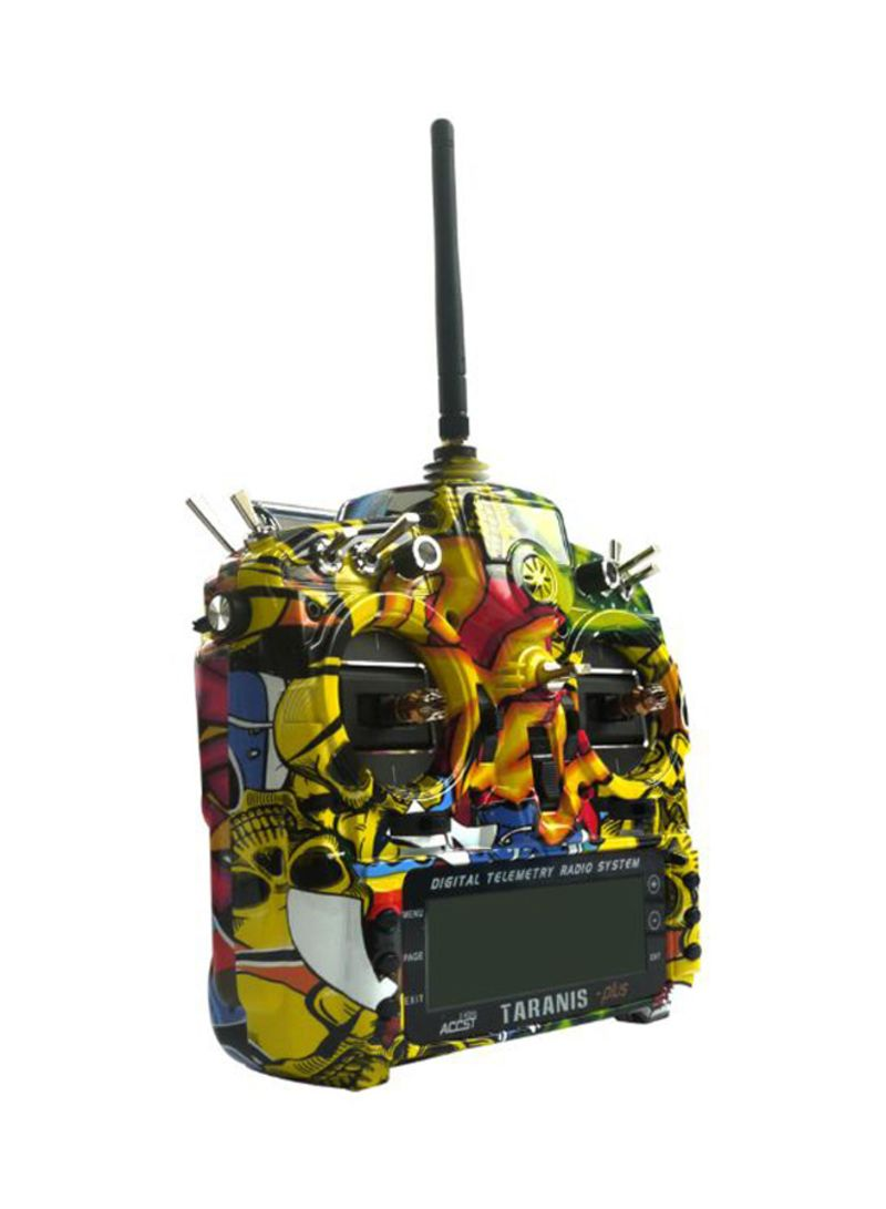 Shop Voberry FrSky Taranis X9D Plus SE 2 4G 16CH Transmitter