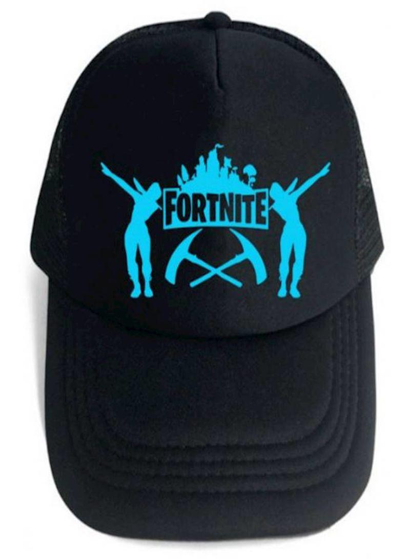 fd7026ac0 Shop Fortnite FORTNITE Baseball & Snapback Hat For Unisex Black ...