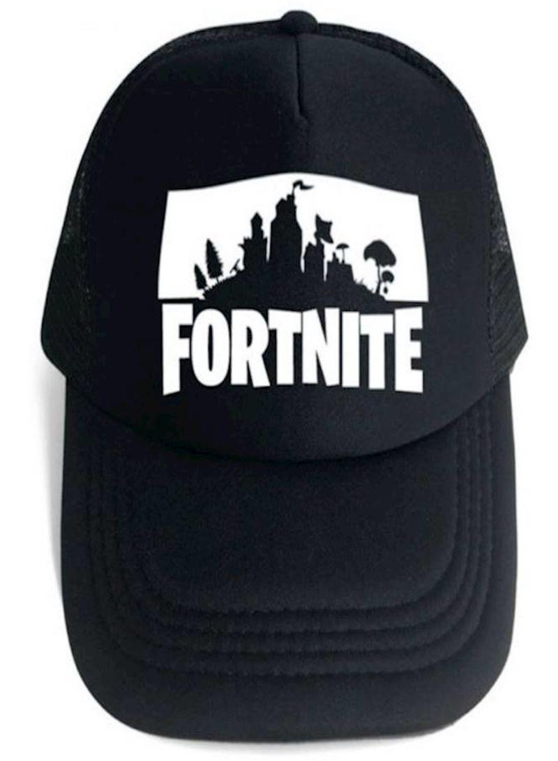 3d9e3fc2e Shop Generic Fortnite Baseball & Snapback Hat For Unisex Black ...