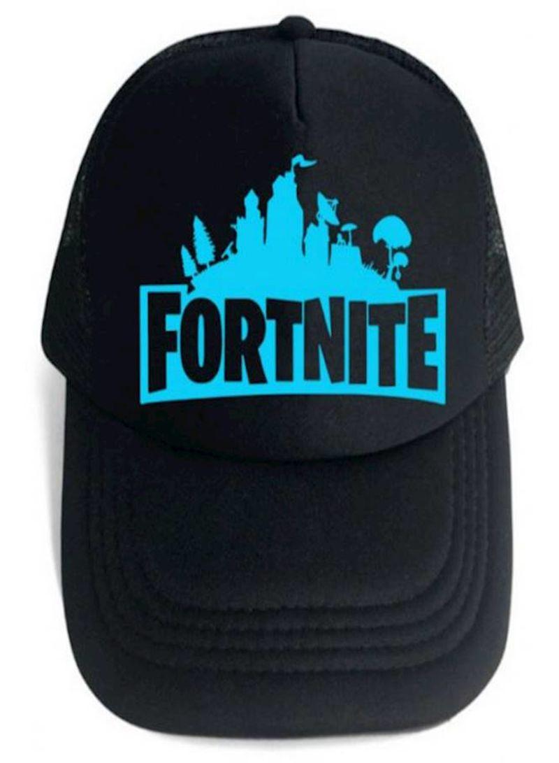 eb4071e39 Shop Fortnite Fortnite Baseball & Snapback Hat For Unisex Black online in  Dubai, Abu Dhabi and all UAE