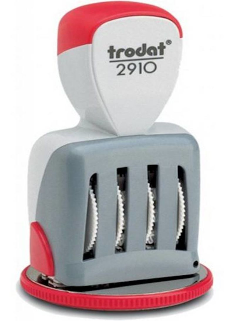 Shop Trodat Trodat 2910 U124 Round Date And Time Stamp Online In Dubai Abu Dhabi And All Uae
