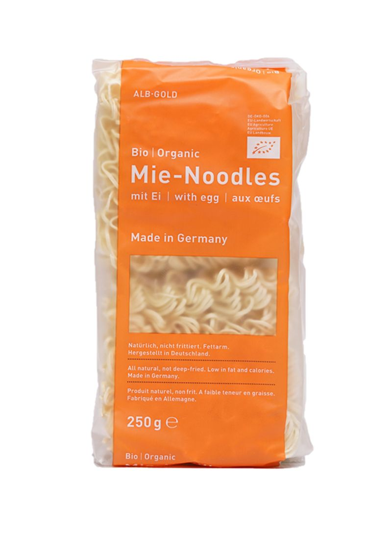 Shop Alb-Gold Pack Of 2 Organic Mie Noodles With Egg 250 g