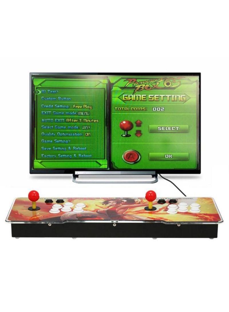 Shop Generic 6S 1399-In-1 Machine Arcade Game Console