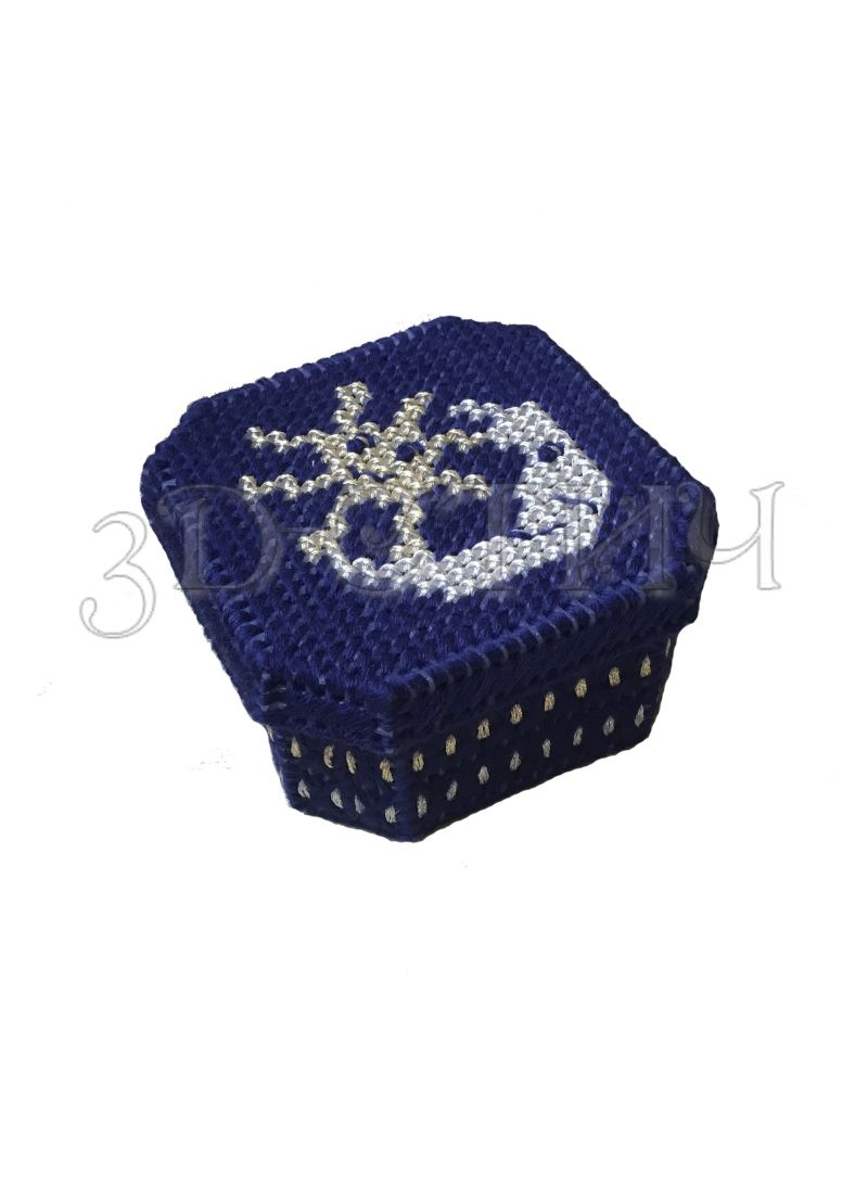 Shop 3D-Stitch Sewing Cross-Stitch Kit Day And Night Bag online in Egypt