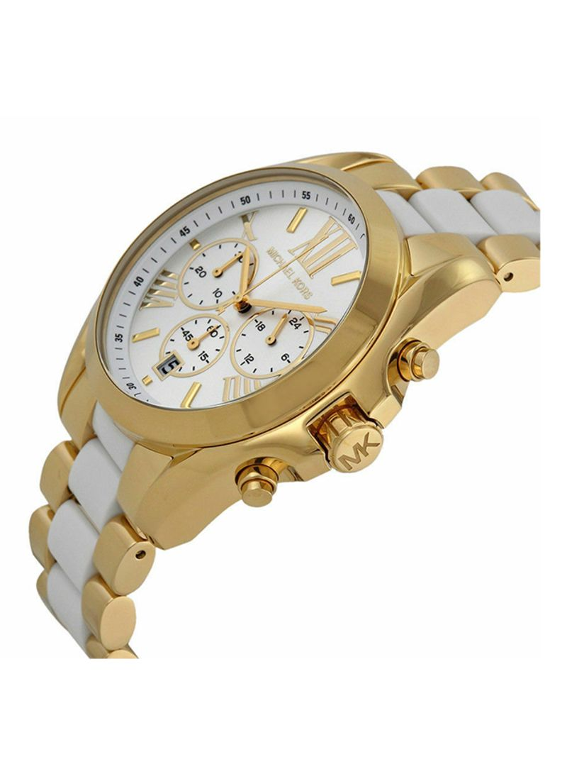 e0aa772ac98d6 تسوق مايكل كورس وAnalog Dress Watch- MK5743 للنساء أونلاين في السعودية