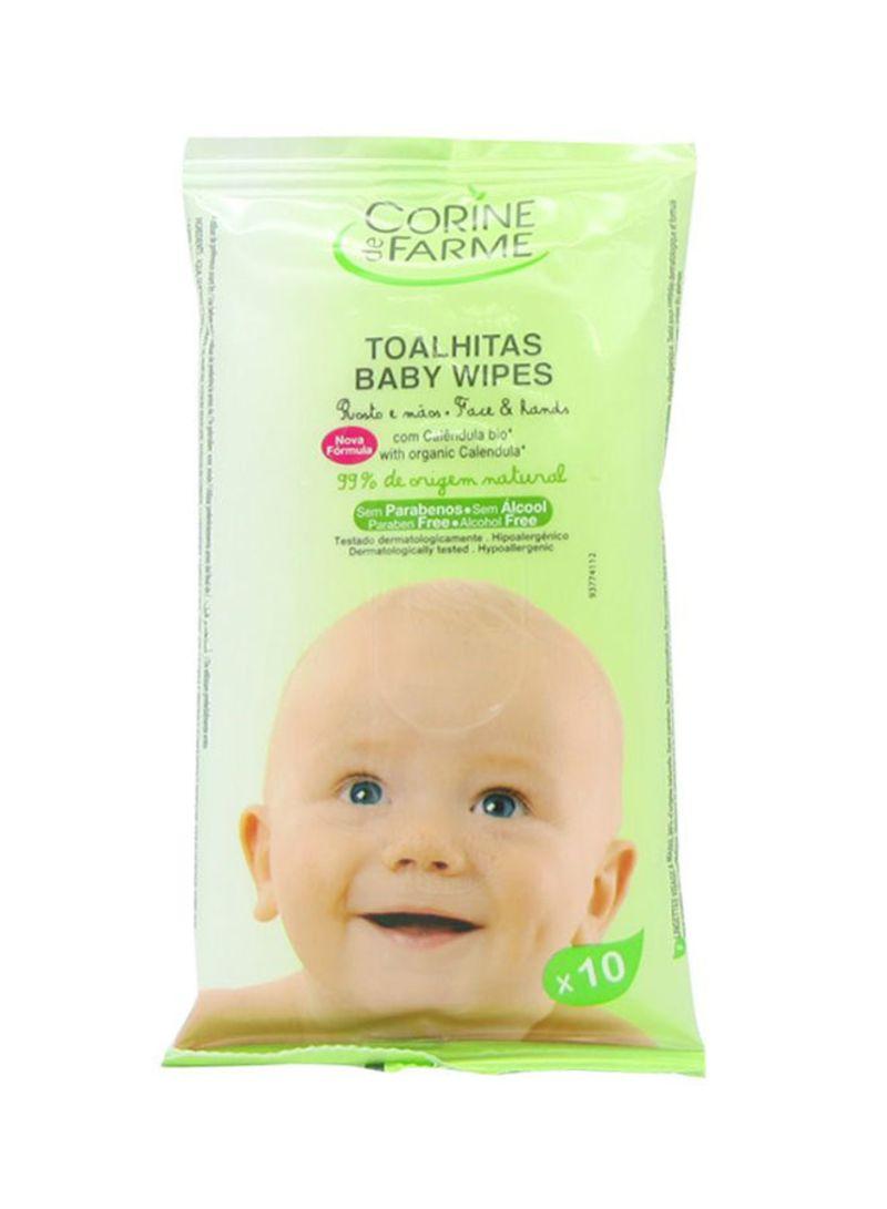 10-Piece Baby Wet Wipes