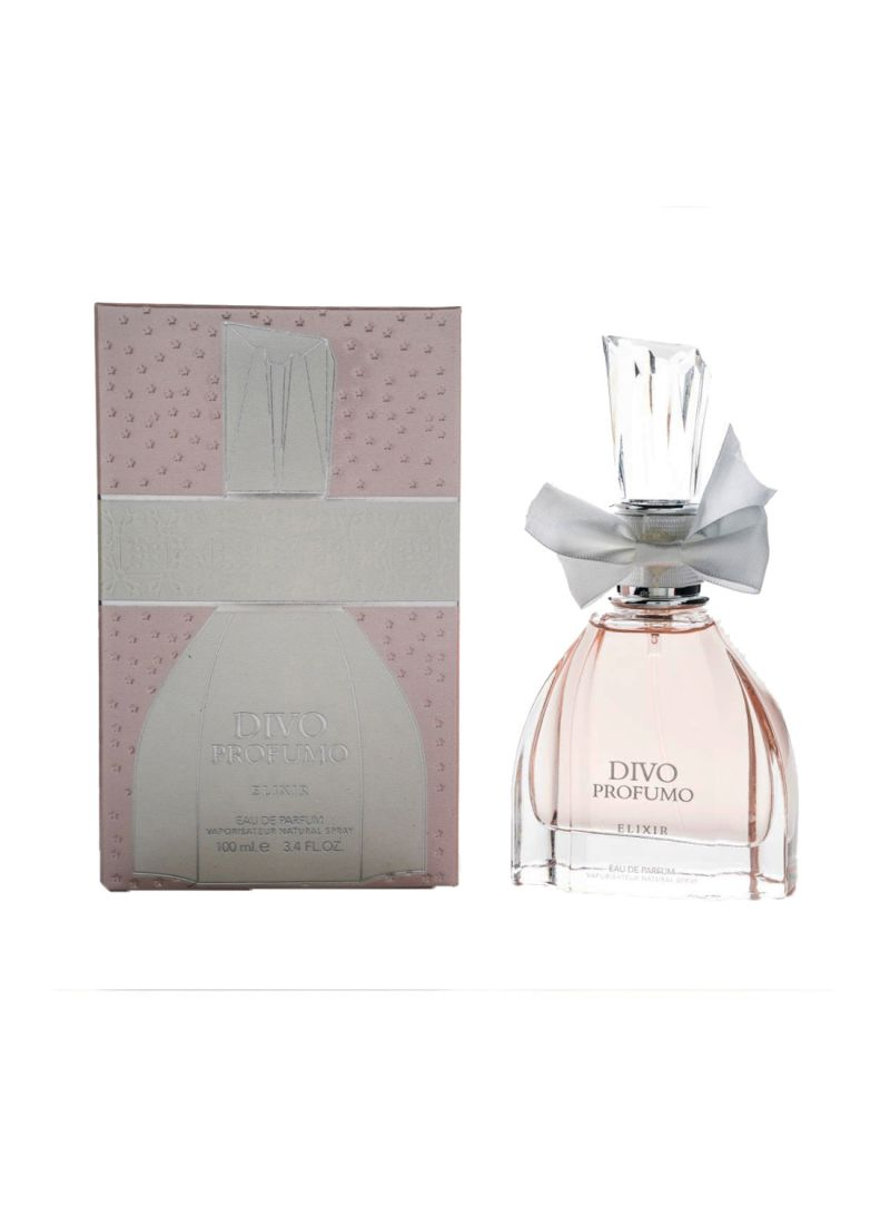 verschiedenes Design absolut stilvoll Luxus Shop Lattafa Divo Elixir EDP 100 ml online in Riyadh, Jeddah and all KSA