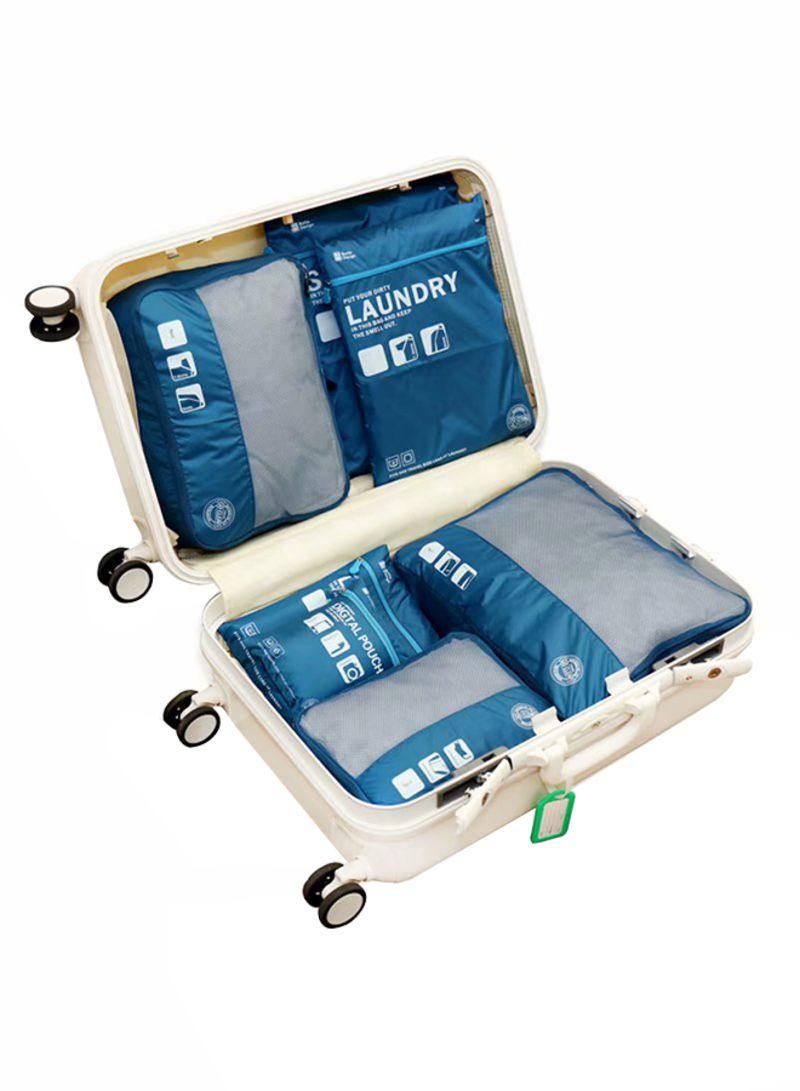 948c025c0c9c Shop Botta Design 7-Piece Travel Luggage Storage Bag online in Dubai ...