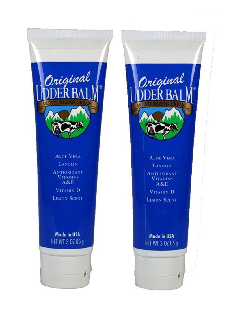 Shop Original Udder Balm Moisturizing Cream Tube 3 ounce