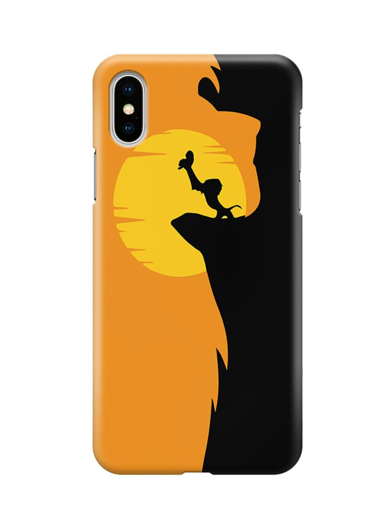 iphone xs max lion king case