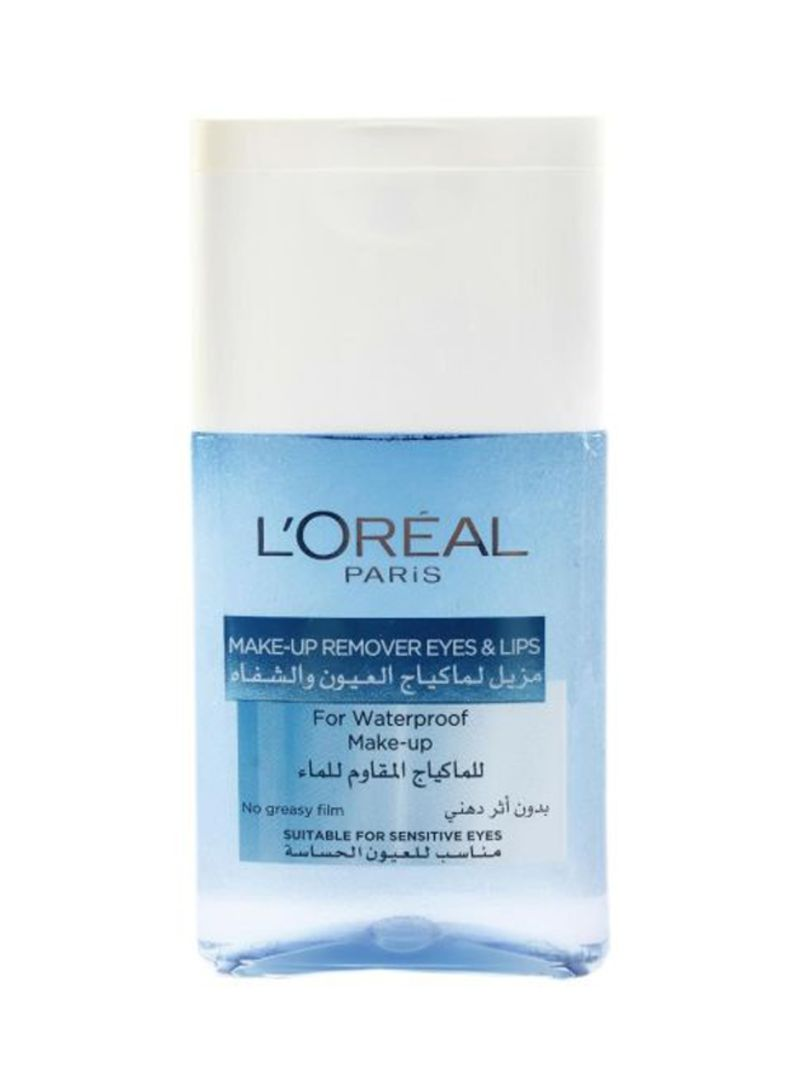 dbb78beea otherOffersImg_v1556349669/N11294302A_1. L'Oréal Paris. Eyes And Lips Make-Up  Remover Clear