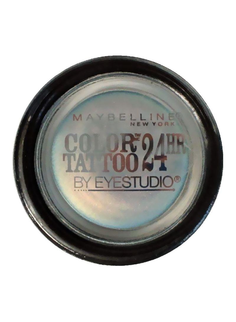 Shop Maybelline Color Tattoo 24 Hour Eye Shadow 115 Shimmering Sea Online In Dubai Abu Dhabi And All Uae