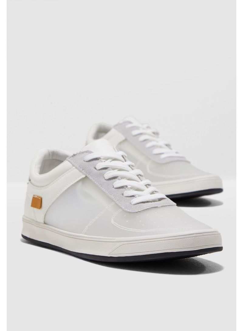 low priced 3ccf4 17060 Shop Seventy Five By Namshi Transparent Sneakers online in Dubai ...
