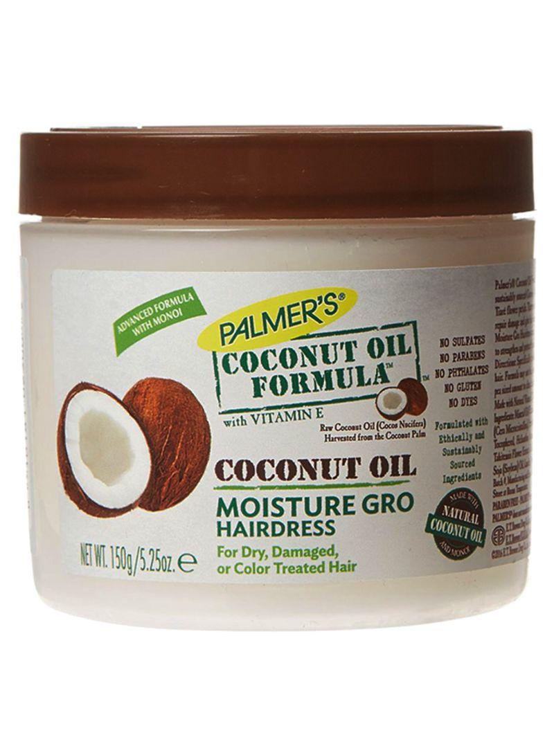 Shop Palmers Coconut Oil Hair Cream 150g Online In Dubai Abu Dhabi And All Uae
