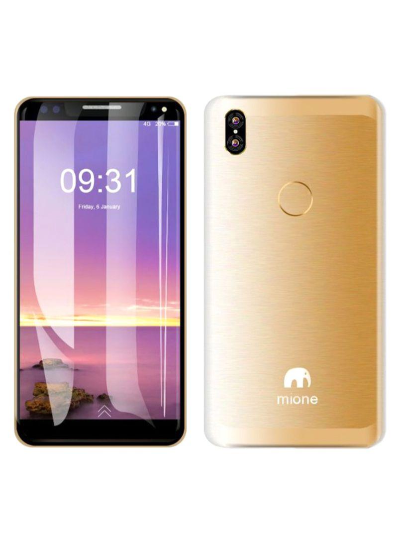 Shop MiOne K2 5 9 Inch Dual Sim Gold 32GB 4G LTE online in