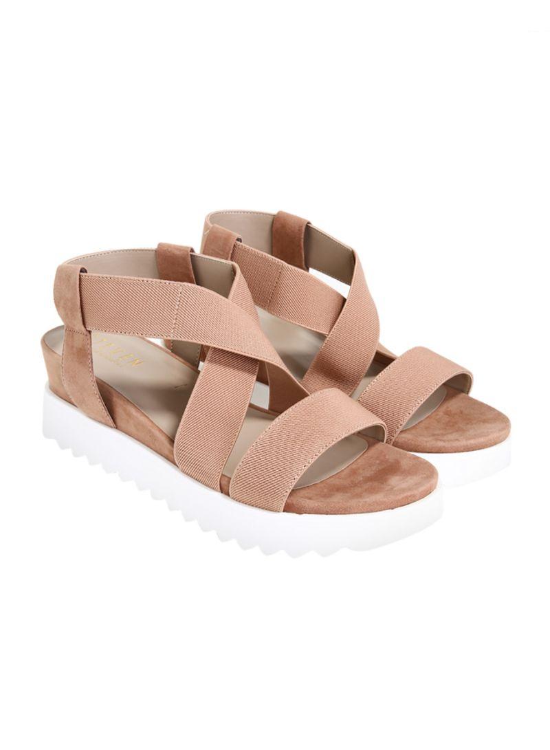 a0df90aa4b5 Shop Steve Madden Nude NC-Khloe Platform Sandals online in Dubai, Abu Dhabi  and all UAE