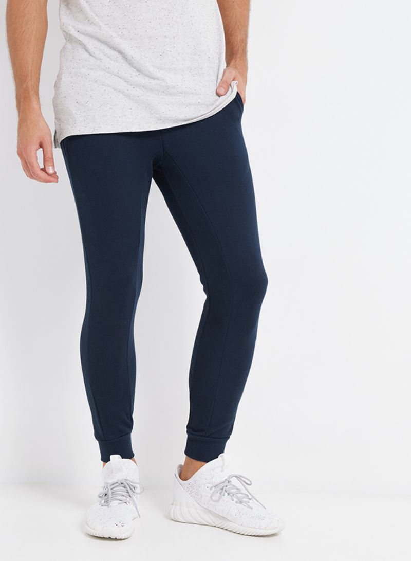 181d265937a Shop ICONIC Basic Joggers Blue online in Dubai, Abu Dhabi and all UAE