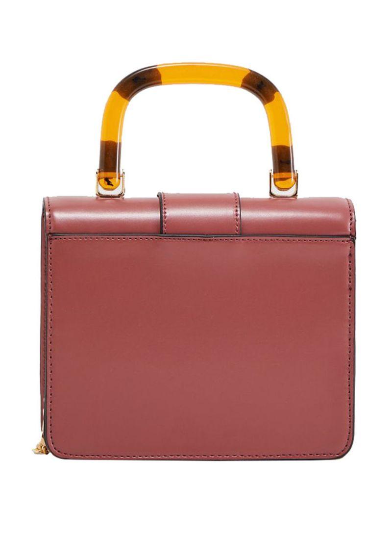 dfddd29e0ad0 Shop Topshop Capri Buckle Crossbody Bag online in Riyadh, Jeddah and ...