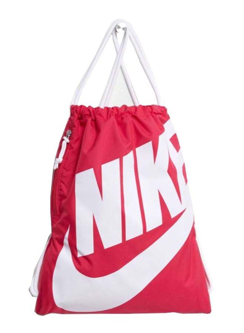 5bcfaf7d70912 Shop Nike Heritage Gym Sack Backpack online in Dubai