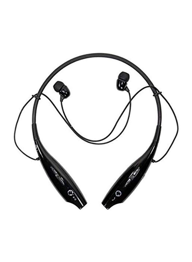 Shop Generic In Ear Wireless Bluetooth Headphone For Samsung Iphone Lg Htc Black Online In Dubai Abu Dhabi And All Uae