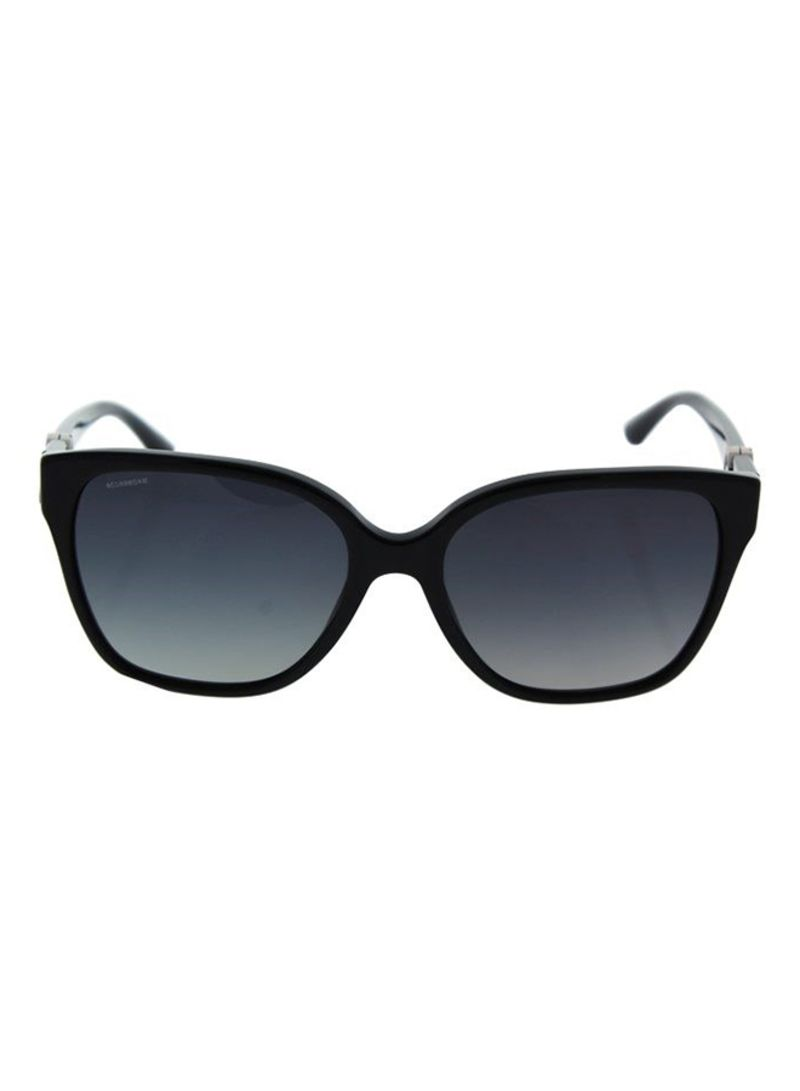 d8b02f485 Shop GIORGIO ARMANI Women's Polarized Oversized Sunglasses AR8061 5017/T3  online in Dubai, Abu Dhabi and all UAE
