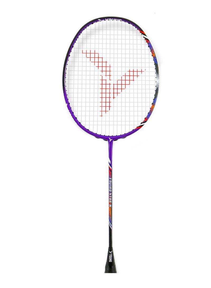 تسوق Yang Yang وenviro Star 8 Badminton Racket أونلاين في الإمارات