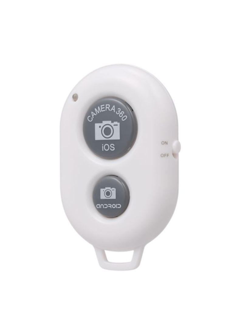 Shop Generic Bluetooth Remote Shutter Timer White online in