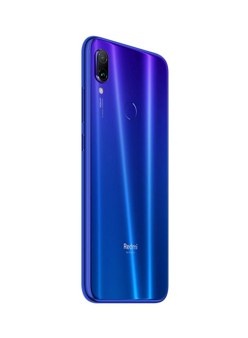 Shop Xiaomi Redmi Note 7 Pro Dual SIM Neptune Blue 128GB 6GB RAM 4G LTE  online in Dubai, Abu Dhabi and all UAE