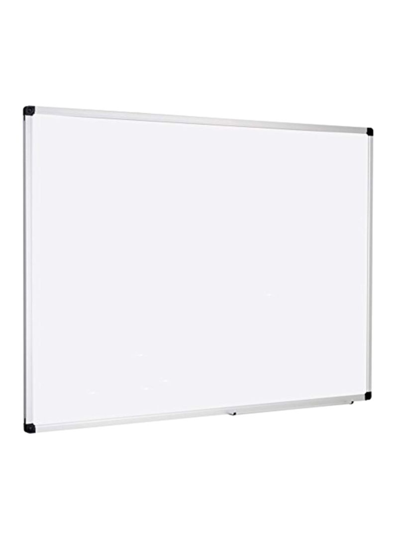Shop Xboard Dry Erase Board With Detachable Marker Tray White Online In Dubai Abu Dhabi And All Uae